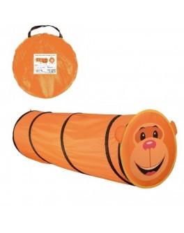 Тунель-труба дитячий ігровий Мавпа, 148 х 46 см