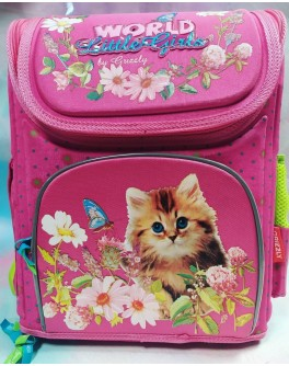 Рюкзак школьный N 00149 с котиком - igs 66110