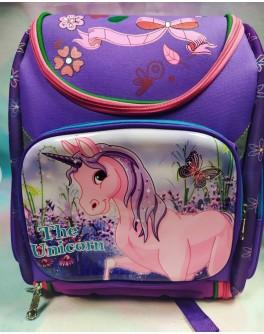 Рюкзак шкільний каркасний Єдиноріг - igs С 36188