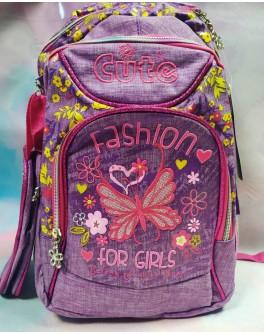 Школьный рюкзак 0097-15/555-470 Fashion for girls - igs 58836