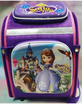Школьный рюкзак N 00181 Принцесса София - igs 66037