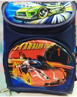 Ортопедический школьный рюкзак N 00118 Машинки - igs 67309