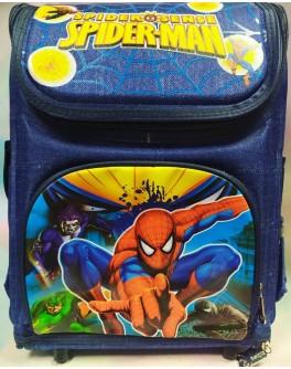 Ортопедический школьный рюкзак N 00127 Человек Паук - igs 67810