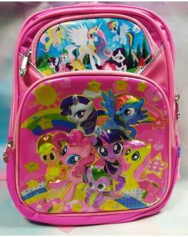 Рюкзак школьный N 00224 с 3D изображением Пони - igs 67325