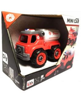 Конструктор с отверткой Пожарная машина (LM 9035) - igs LM 9035