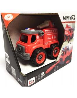 Конструктор с отверткой Пожарная машина (LM 9032) - igs LM 9032