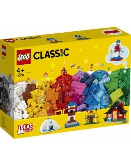 Конструктор LEGO Classic Кубики і будиночки (11008)