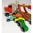 Дерев'яна іграшка Top Bright Вантажівка перевізник - top b 120327