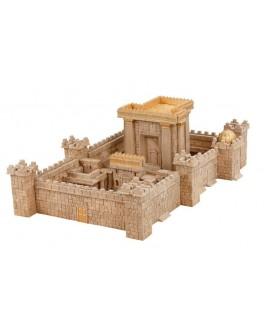 Конструктор Иерусалимский храм из керамических кирпичиков 1500 деталей - esk 70590