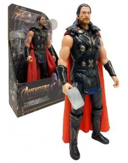 Фігурка Супер Героя Месники Avengers Тор з молотом 32 см (3322)