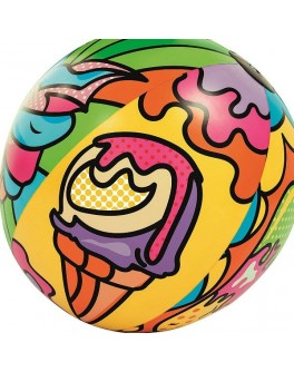 М'яч надувний Bestway Поп арт 91 см (31044)