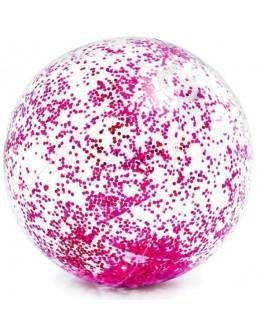 М'яч надувний Intex Прозорий блиск 71 см (58070)