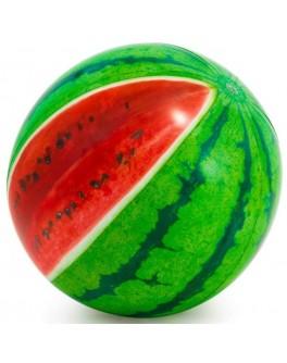М'яч надувний Intex Кавун 107 см (58075)