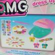 Манікюрний набір для дівчаток O.M.G. з сушкою для лаку (CS 68 E 13)