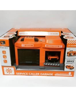 Ігровий набір Гараж Сервісна станція CLM Engineering Caller Garage (CLM-559)