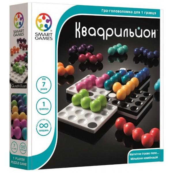 Настільна гра Smart Games Квадрильйон (SG 540 UKR)