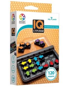 Дорожня гра Smart Games IQ Стрілки (SG 424 UKR)