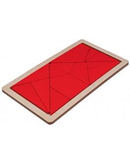 Гра головоломка-мозаїка Стомахіон/остомахіон, Komarovtoys