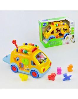 Музична іграшка Hola Toys Веселий автобус (988)