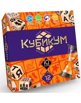 Гра КубікУм кубики для творчих історій українською мовою