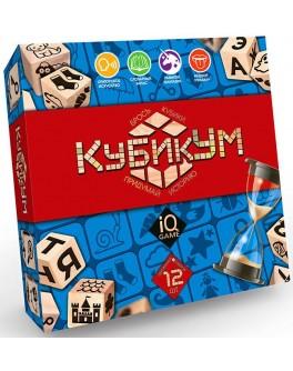 Гра КубікУм кубики для творчих історій російською мовою