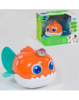 Музична водоплавна іграшка Hola Toys Рибка (8103)