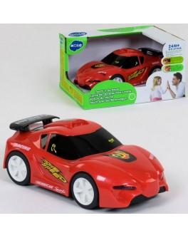 Машинка музична Hola Toys Гоночна машинка (6106 B)