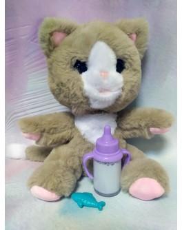 Інтерактивна іграшка Кішечка видає звуки, розмовляє російською мовою (JD-R 9903)