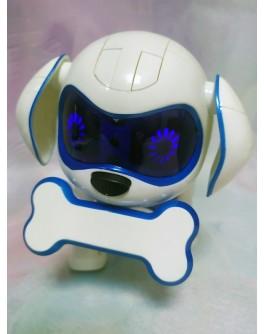 Інтерактивна іграшка робот собака Samewin Original Dog Синє цуценя (961)