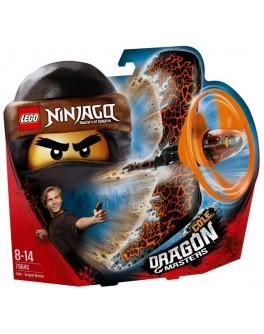 Конструктор LEGO NINJAGO Коул - Повелитель дракона (70645)