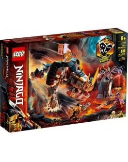 Конструктор LEGO NINJAGO Робоносоріг Зейна (71719)