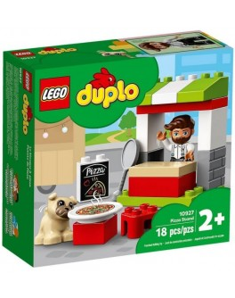 Конструктор LEGO DUPLO Ятка з піцою (10927)