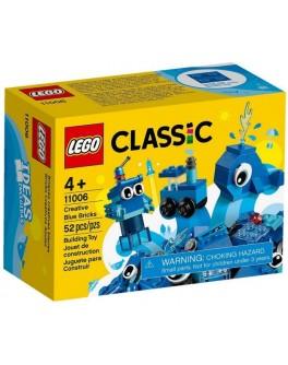 Конструктор LEGO Classic Сині кубики для творчості (11006)