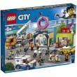 Конструктор LEGO City Відкриття магазину пончиків (60233)
