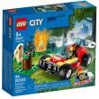 Конструктор LEGO City Пожежа в лісі (60247)