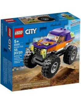 Конструктор LEGO City Вантажівка-монстр (60251)
