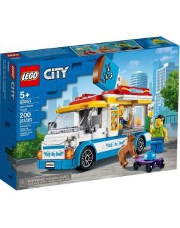 Конструктор LEGO City Фургон з морозивом (60253)