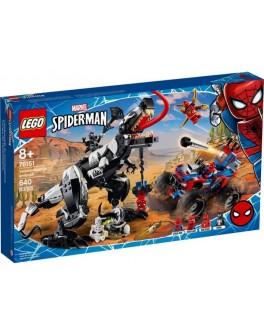 Конструктор LEGO Super Heroes Людина-павук: Засідка на веномозавра (76151)