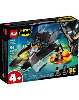 Конструктор LEGO Super Heroes Переслідування Пінгвіна на Бетчовні (76158)