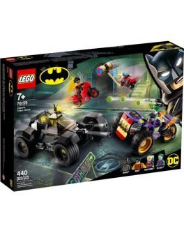 Конструктор LEGO Super Heroes Переслідування триколісного мотоцикла Джокера (76159)
