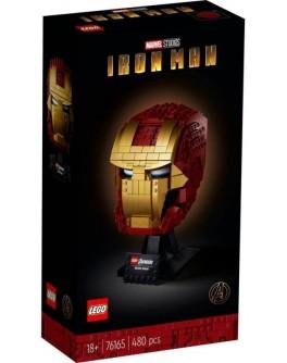 Конструктор LEGO Super Heroes Шолом Залізної Людини (76165)