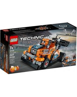 Конструктор LEGO Technic Гоночна вантажівка 2 в 1 (42104)