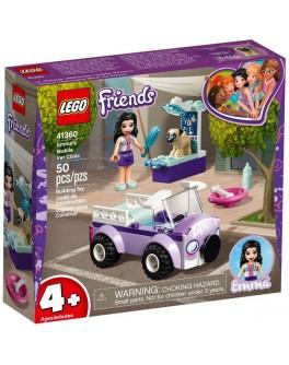 Конструктор LEGO Friends Пересувна ветеринарна клініка Емми (41360)