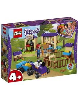Конструктор LEGO Friends Конюшня для лошати Мії (41361)