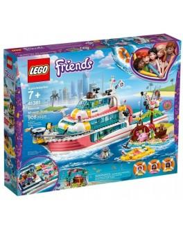 Конструктор LEGO Friends Рятувальний човен (41381)
