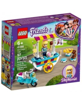 Конструктор LEGO Friends Ятка з морозивом (41389)