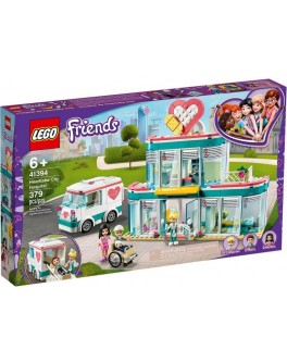 Конструктор LEGO Friends Лікарня Хартлейк Сіті (41394)
