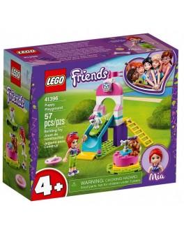 Конструктор LEGO Friends Ігровий майданчик для цуценят (41396)