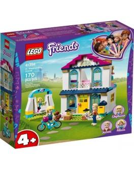 Конструктор LEGO Friends Будинок Стефані (41398)