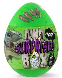 Набір креативної творчості Dino Surprise Box Danko Toys (DSB-01-01)